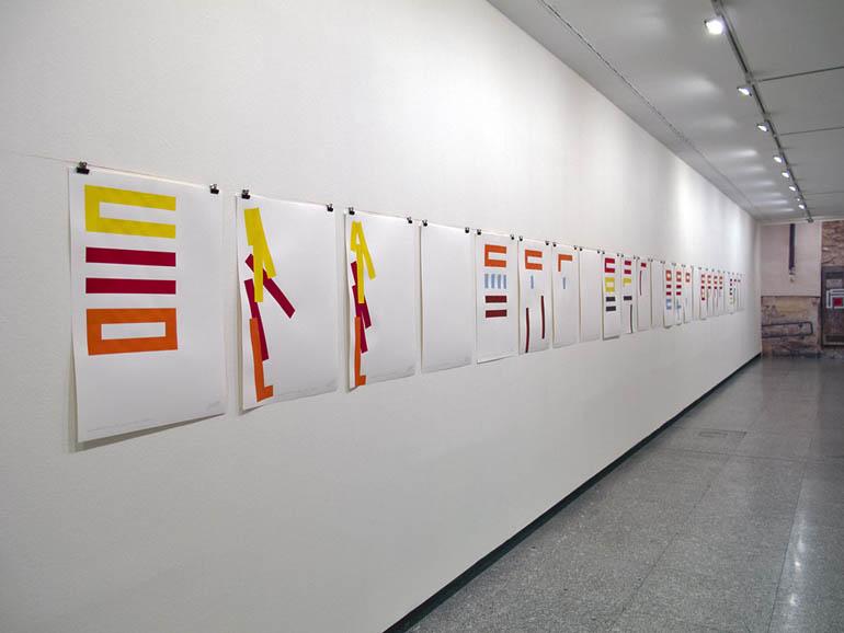 Dibujos generados por las instalaciones