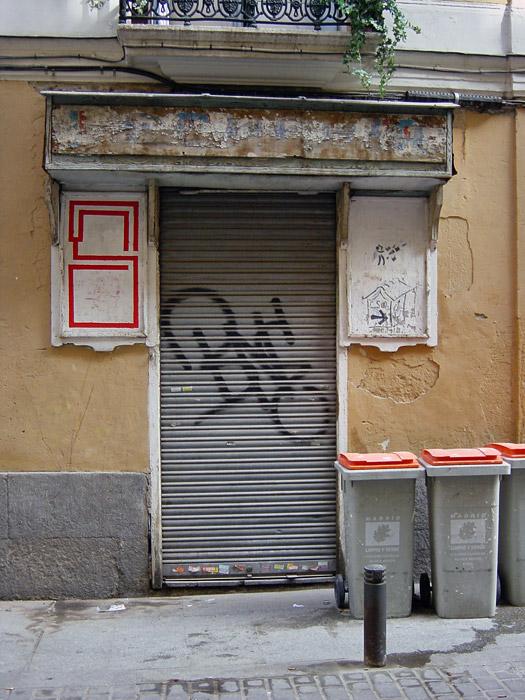 Lope de Vega 1, Madrid, Spain - 18/03/2004
