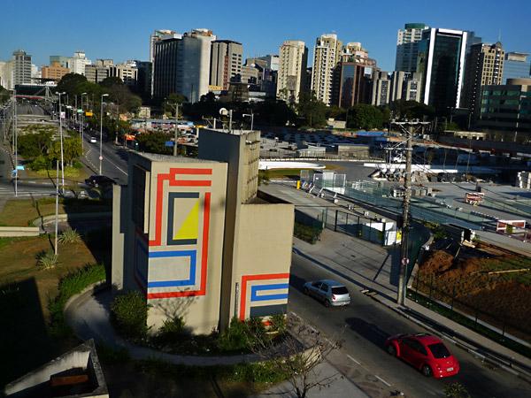 Edificio de Eltono desde la grúa de Nuria! - vista Oeste