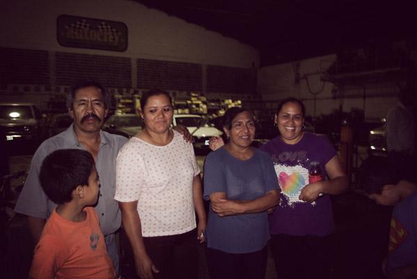 Layo's family
