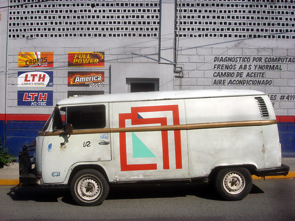 #14 - el otro lado del van de Paco
