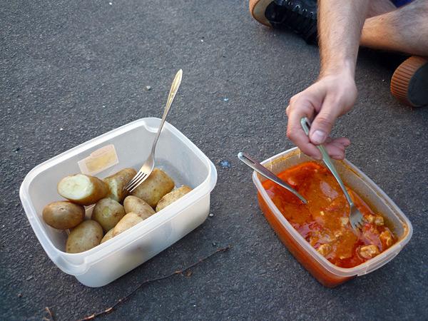 Kamien's goulash
