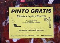 Pinto Gratis