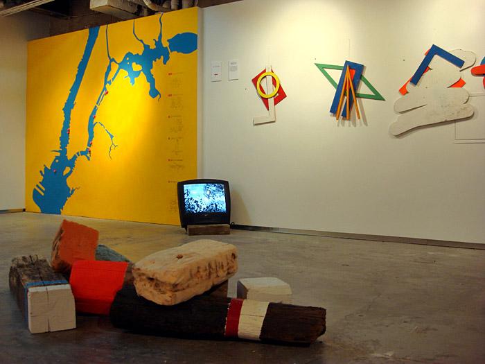 Momo Eltono - PLAF Exhibition - NY