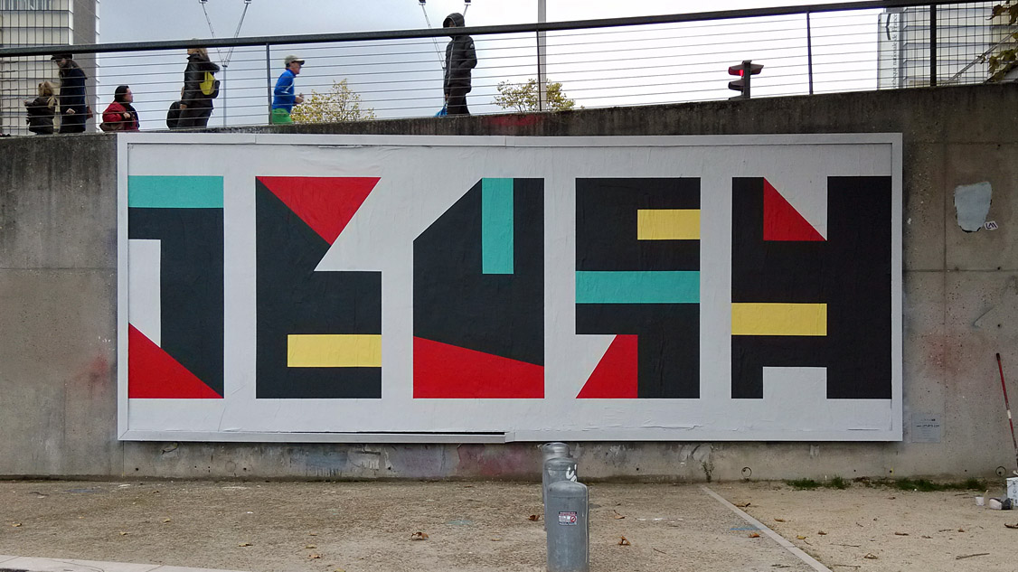 Eltono Le Mur XIII